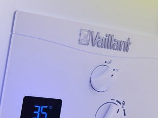 Vaillant Turbomag 125 (12 LT/DK DİGİTAL Yeni turbo